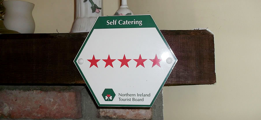 Award Winning Self Catering Accommodation, Banbridge County Down Northern Ireland