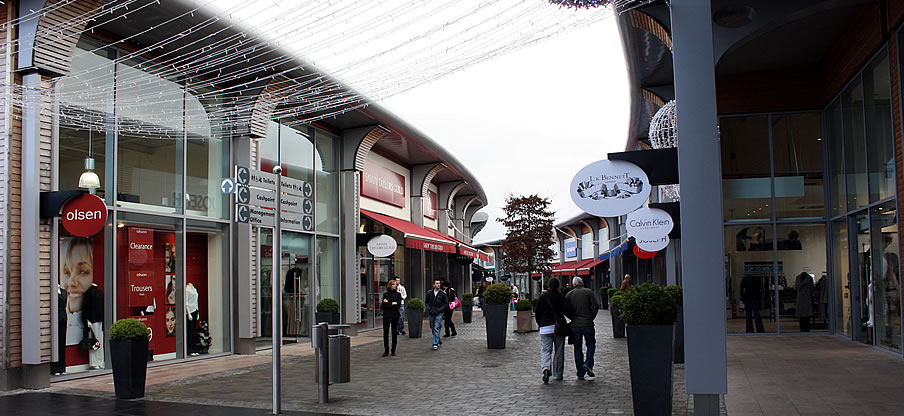 Shopping in Banbridge County Down - Golfkeel Self Catering